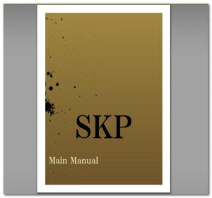 早漏改善プログラム【SKP】たった3分の『早漏男』が15分ピストンする方法!の本編PDF